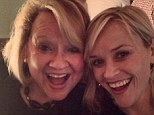 Too much fun! The actress brought her mom along to help her celebrate the occasion