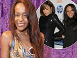 'Who do you think has her vocal chords?' Bobbi Kristina Brown hints she will follow in Whitney Houston's footsteps with singing career