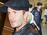 Farewell Peckham, hello Miami! David Beckham waves goodbye to London once again as he returns to Florida to make new announcement about his MLS team