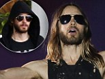 Calling all Australian women! Jared Leto says he's looking forward to meeting the lovely local ladies while on tour Down Under