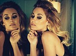 Far from The Hills: Lauren Conrad looks sultry in a shoot for Allure's April edition