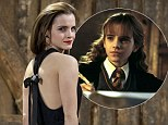 Actress Emma Watson is still best known for her turn playing wholesome teenage wizard Hermione Granger in the Harry Potter series