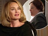 American Horror Story: Freak Show will be Jessica Lange's swan song as castmates Sarah Paulson, Evan Peters and Kathy Bates are confirmed to return too