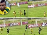 United flop Bebe hits another wonder goal in Portuguese league