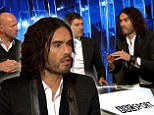 Russell Brand on Match pf the Day