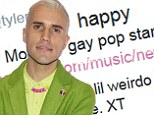 'I am a Mormon gay pop star': Neon Trees singer Tyler Glenn comes out and says hiding his sexuality was 'the worst feeling in the world'