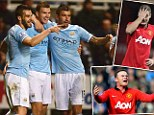 Pellegrini wouldn't want any of United's 'stars' at the Etihad, not even Rooney... and Van Persie was a desperate signing