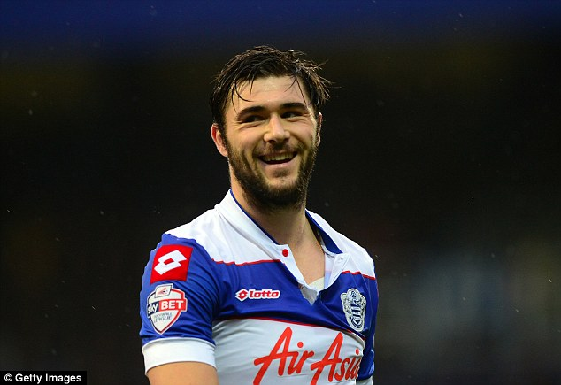 Financial necessity: Dyche was forced to sell top scorer Charlie Austin to QPR for £4m to balance the books