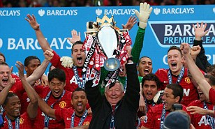 Pulling out: Barclays looks set to end its sponsorship of the Premier League when the current deal expires in two years