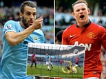 Old Trafford clash may well come down to a battle between Negredo and Rooney... and if Yaya performs, it could be game over