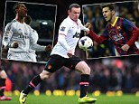 Time to shine: Rooney needs a good World Cup