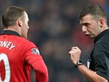 The right choice: Michael Oliver (right) is the correct appointment for the Manchester derby