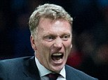 Straight talking: Moyes insists he is nothing if not honest