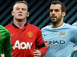 Manchester United host Manchester City at Old Trafford