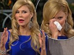 'I lean on alcohol when I'm depressed': Brandi Glanville admits to issues with booze and to taking prescription drug Lexapro during heated RHOBH reunion