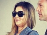 'Changle': Cheryl Cole makes light of her double chin when photographed at a funny angle