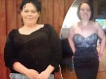 Mother lost 140lbs