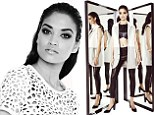 Victroia Beckham cover for CLEO and Shanina Shaik fashion feature