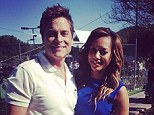 Making time for Rob: Melanie 'Mel B' Brown has joined Rob Lowe's The Pro sitcom. She plays his girlfriend on the show, and told 2DayFM Breakfast co-hosts all about their first kiss on set