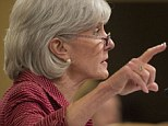 'No, sir': Health and Human Services Secretary Kathleen Sebelius told the House Ways and Means Committee on March 12 that Obamacare's March 31 deadline would not be extended, but the administration has done just that