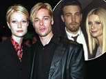 From Brad Pitt to Ben Affleck, a look back at Gwyneth Paltrow's love life through the years