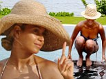 Beyonce shares sexy swimwear pictures on eve of Mrs Carter Show World Tour finale