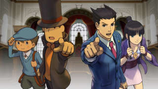 Professor Layton vs. Phoenix Wright: Ace Attorney Review