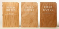 These Swanky Notebooks Are Bound in Hand-Selected Cherry Wood