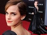 Emma Watson  'Noah' film premiere, New York, America - 26 Mar 2014