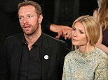 Tensions: It's thought that Chris Martin struggled with various aspects of Gwyneth Paltrow's life