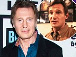 Movie memories: Liam Neeson, shown last month in New York City, opened up to GQ magazine about working with Woody Allen when the director's relationship to Mia Farrow started to crumble