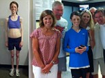 When a group at her gym took her to Vanderbilt Medical Center three years ago, Lauryn Lax was 5-foot-4 and weighed just 79 pounds