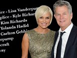 Yolanda and David Foster insist they are still 'quite happily married'... despite her using ex-husband's surname in new Lady Gaga video