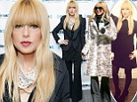 Rachel Zoe dons three different ensembles to promote her lifestyle tome Living in Style in NYC