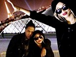 A-list tourists! Beyonce has Paris in the palm of her hand as she takes in the sights with husband Jay-Z