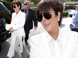 '300 phone calls, voicemails and texts a day': Kris Jenner 'calls police to deal with  man who claims to have sex tape of her...and wants money to keep it offline'