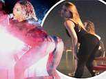 Want to dance like Beyoncé? Femail nail Drunk in Love Grammys routine