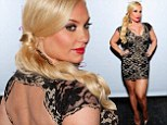 New products: Coco Austin attended the launch party for her new collection of sexual pleasure products on Tuesday in New York City