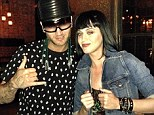 She won't hang out with any old Riff Raff! Rapper takes Katy Perry out on 'Holy Trinity of dates... sushi, bowling and drinks'