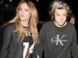 Fancy seeing you here! Caroline Flack and Harry Styles reunite at Lou Teasdale¿s DIY beauty book launch