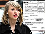 Taylor Swift steps out in Manhattan after obtaining three-year restraining order against stalker who vowed to murder 'any man' who came between them