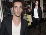 'I¿m always half naked': Hunky actor Jonathan Rhys Meyers reveals he doesn't wear underwear to film raunchy sex scenes