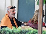 Taking it easy: Sean Connery goes shopping at Bal Harbour Mall in Miami Beach, Florida