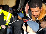 Worst Behaviour: Drake's afterparty gets out of hand as overzealous fans try to force their way into London's DSTRKT nightclub