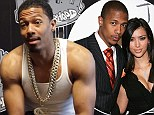 'You just forgot because there has been a lot of people since!' Nick Cannon disses Kim Kardashian as he reminds the world that he once slept with her