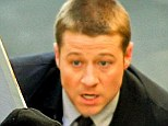 Holding out for a hero! Ben McKenzie plays Detective Jim Gordan in the hotly tipped Gotham, and he was spotted filming high octane scenes in New York on Wednesday