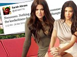 'They could drive business away!' Kourtney and Khloe take the Hamptons is already facing an angry backlash from locals