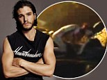 'It's only right!' Kit Harrington says he's fine with getting naked on Game Of Thrones ...despite using a butt double last season