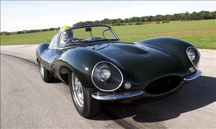 Jaguar XKSS (© Jaguar Cars Limited)
