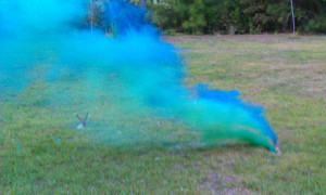 SMOKE BOMBS IN YOUR SURVIVAL PACK